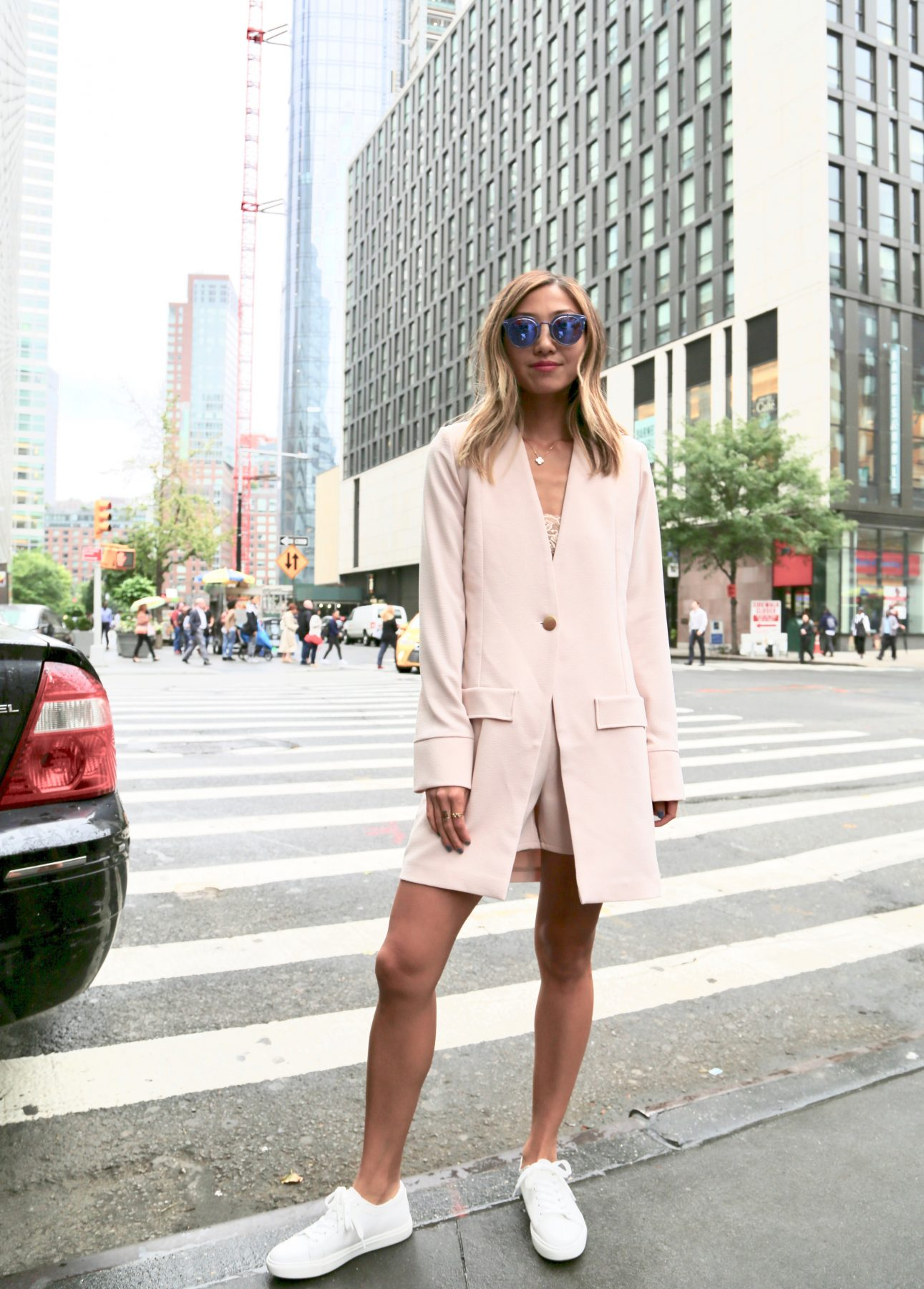 146bb85133ef91 Suited Up (NYFW Look) · September 12